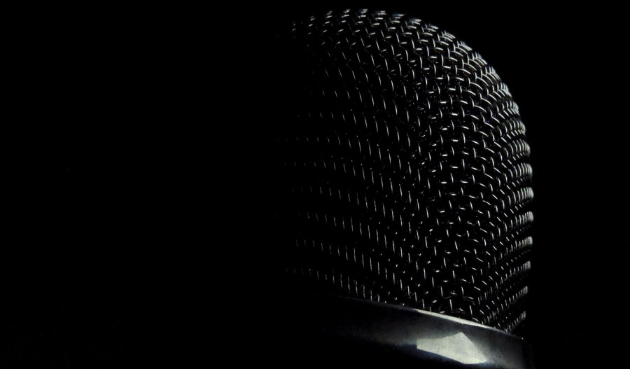 Microphone Close Up 4K Ultra HD Desktop Wallpaper Uploaded by 900x527