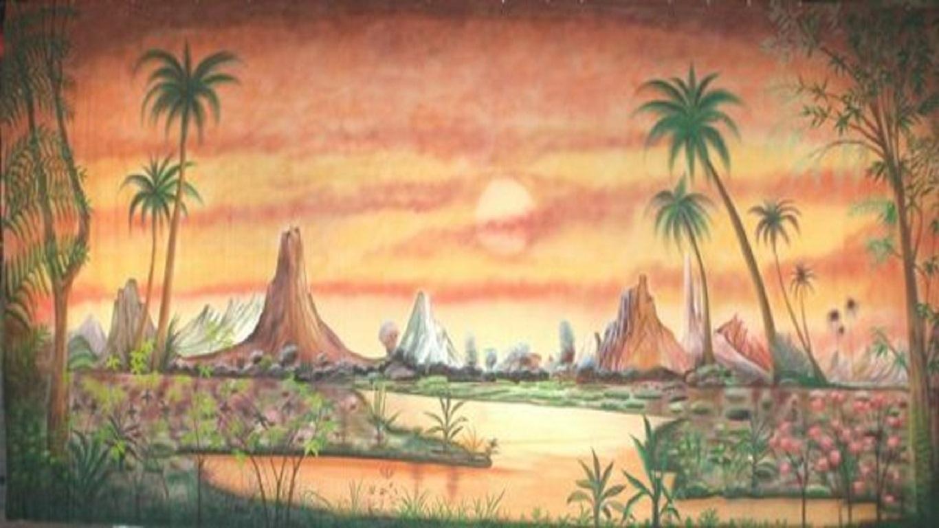 Prehistoric Background - WallpaperSafari