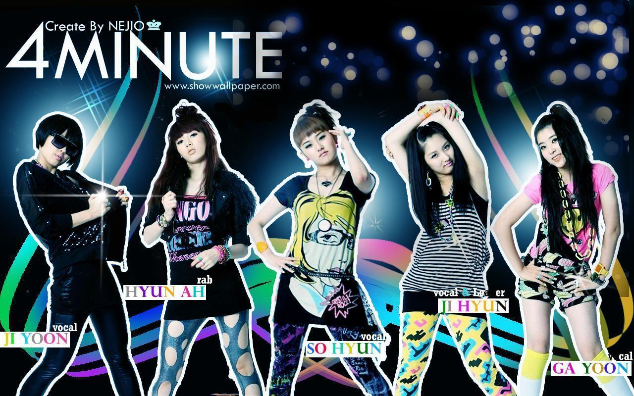 4 Minute Wallpapers 1280x800