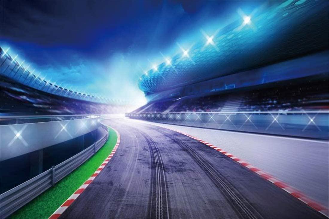 Amazoncom Yeele 10x8ft Photography Background Motorsport Race 1100x732