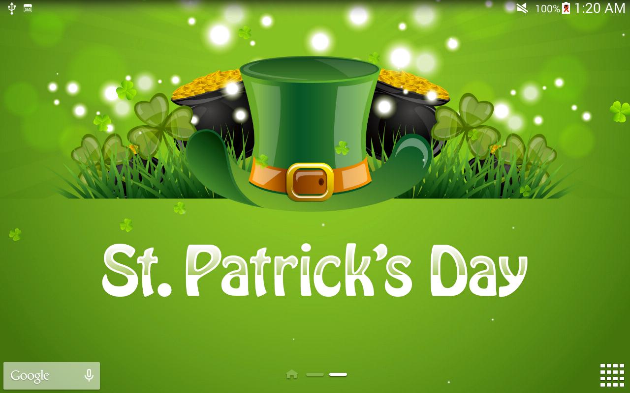 Free Download Happy St Patricks Day Hd Wallpaper Printable