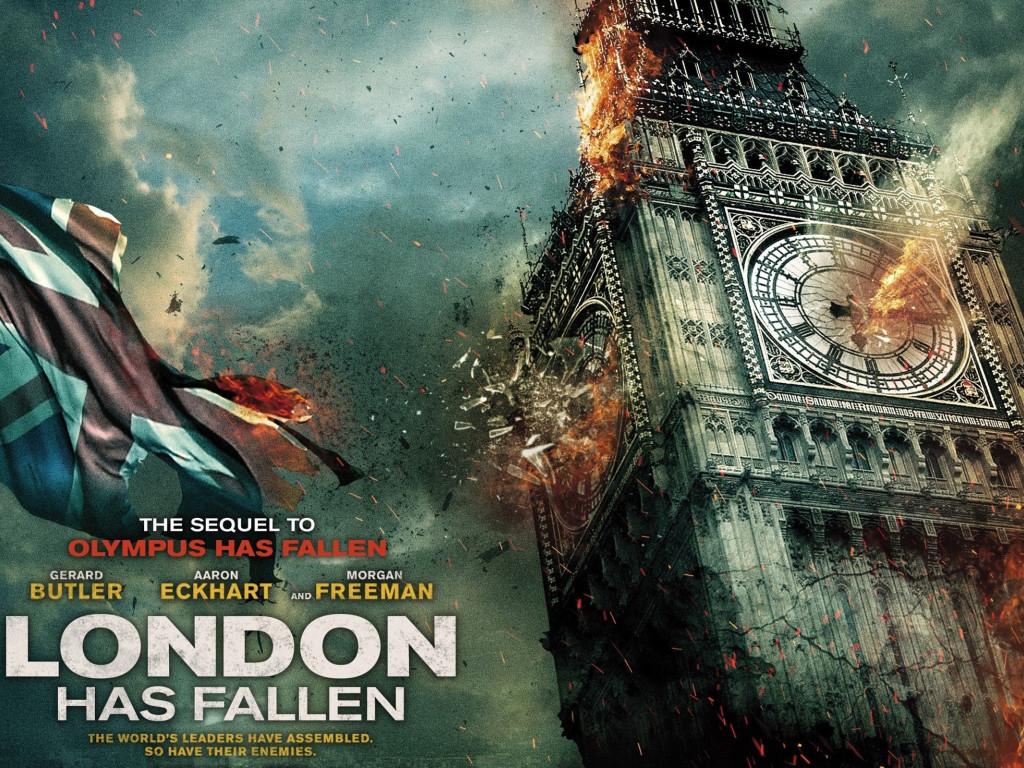 London Has Fallen 2015 Movie HD Wallpaper 4926 1024x768