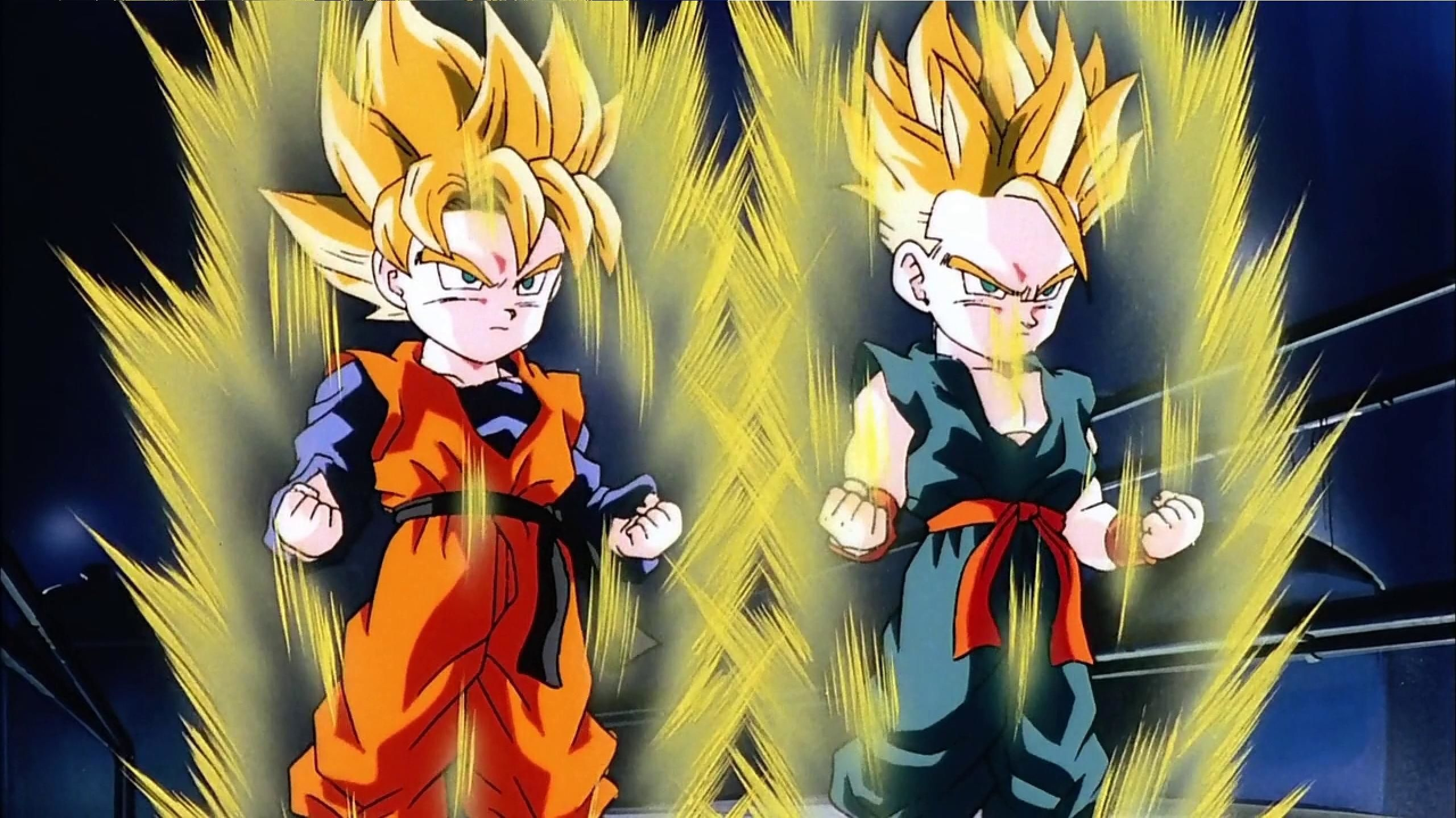 Trunks Dragon Ball Z Wallpapers 98 images in Collection Page 2 2560x1438