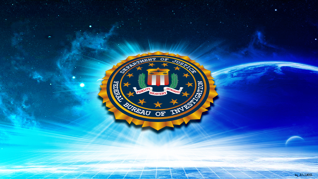 Fbi desktop wallpaper wallpapersafari - Fbi badge wallpaper ...