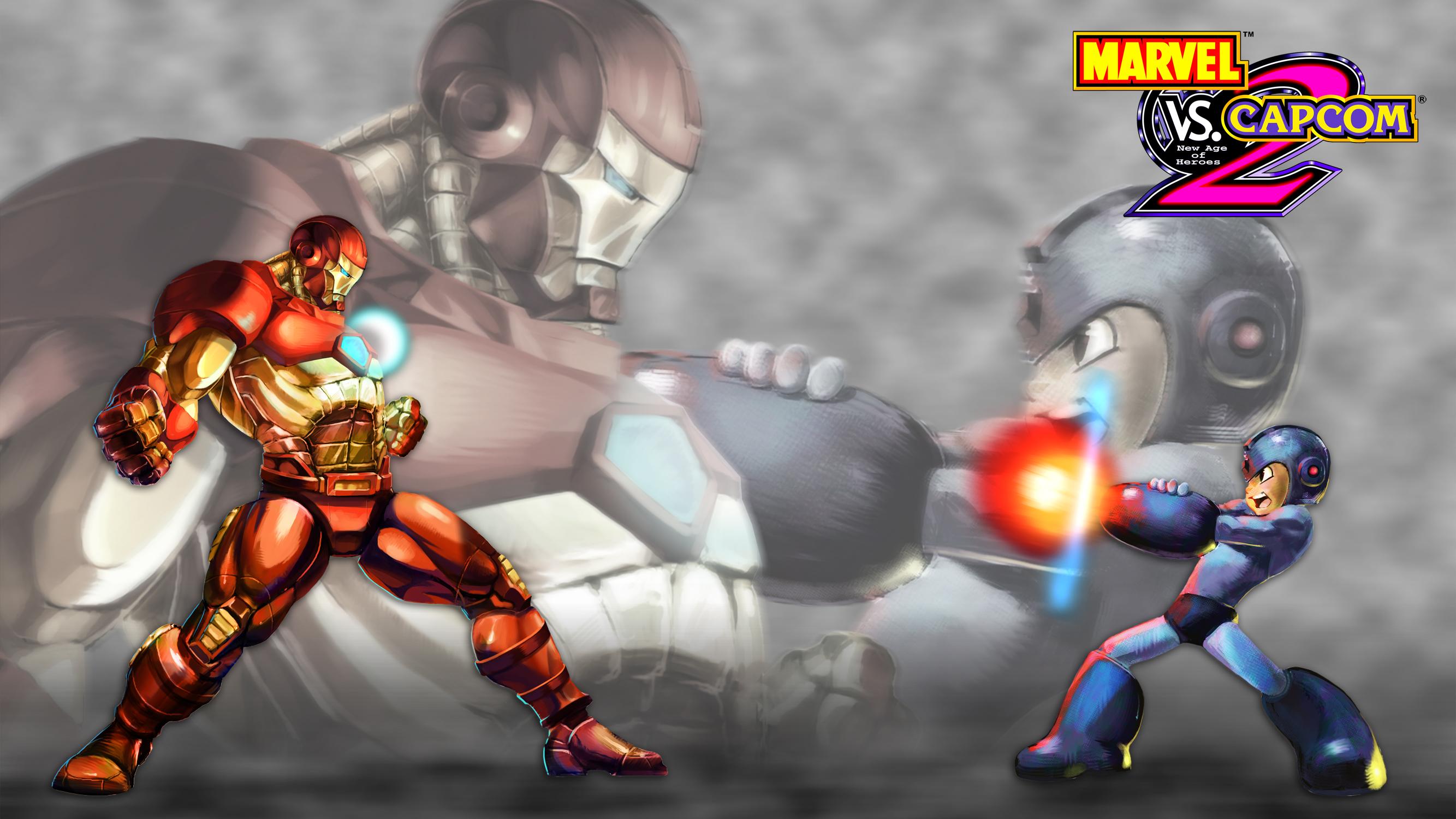 Free Download Marvel Vs Capcom 2 New Age Of Heroes Desktop