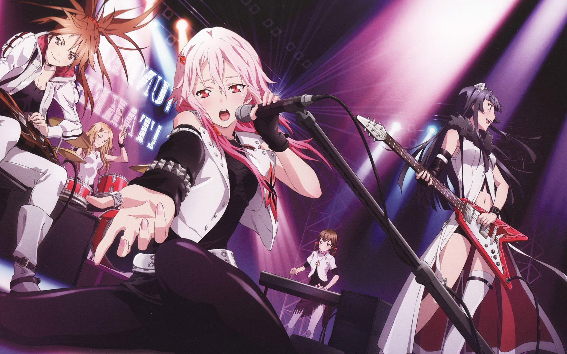 Guilty Crown Wallpaper 14745 1920x1200