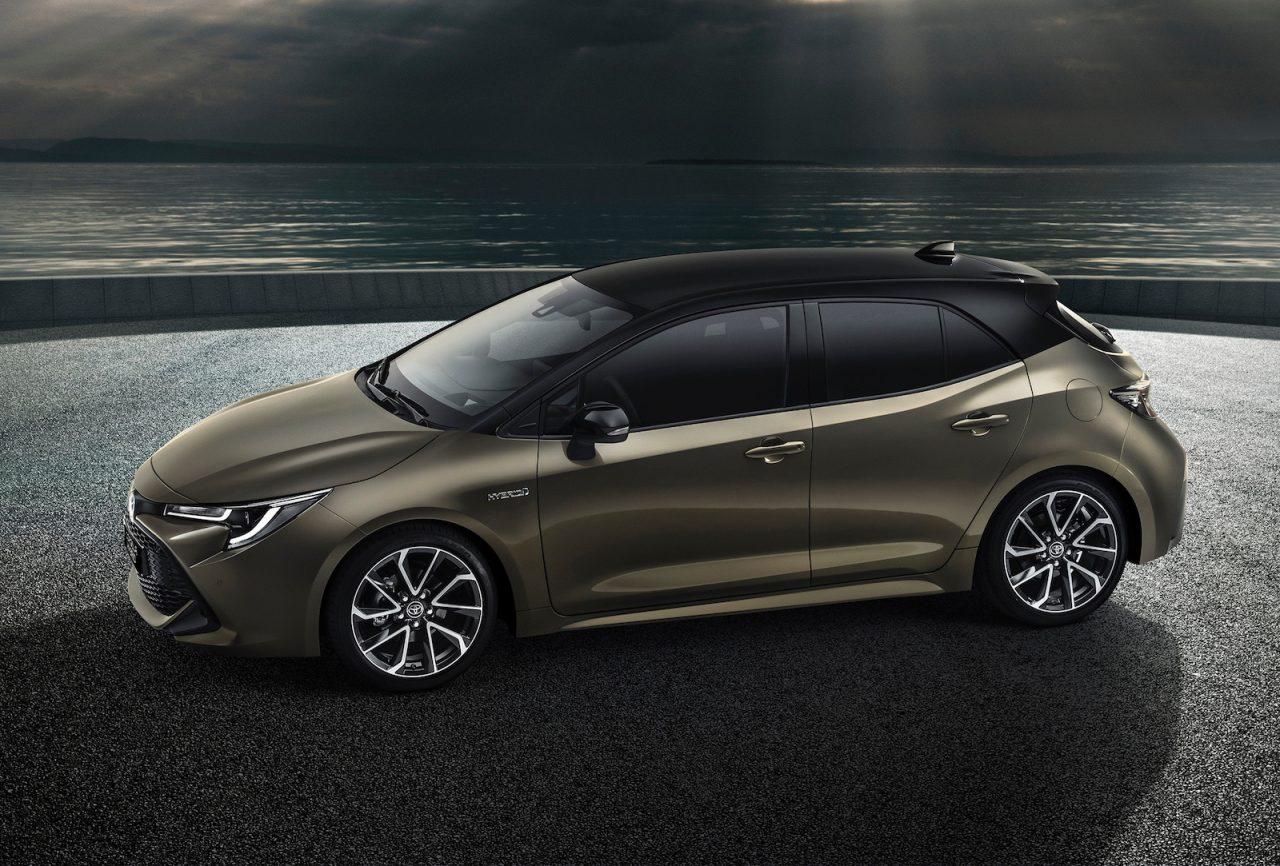 2020 Toyota Corolla Exterior Interior Wallpapers   SM 1280x866