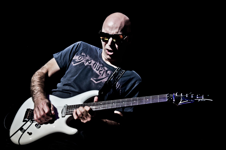 JOE SATRIANI instrumental rock hard heavy metal guitar 3000x2000