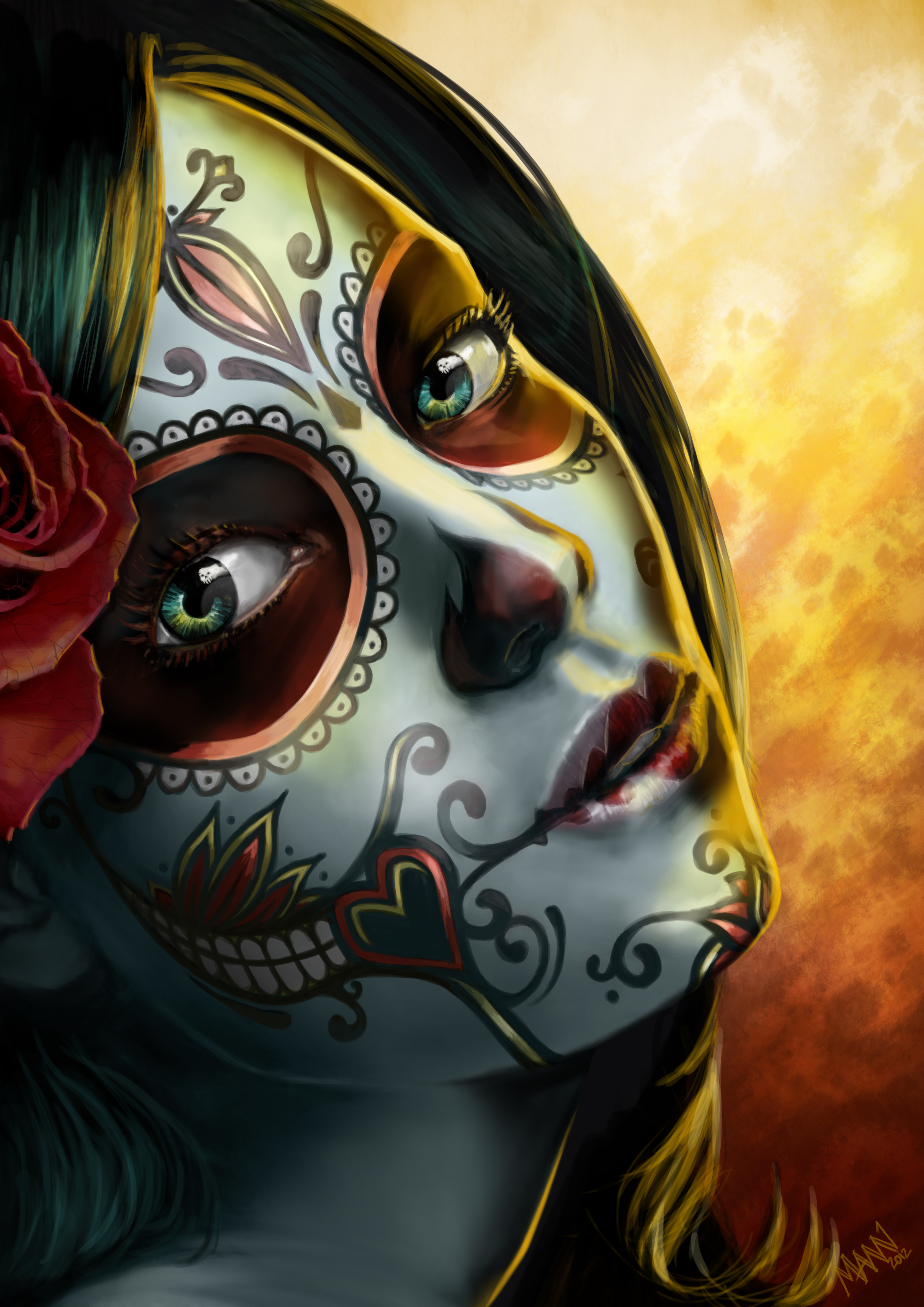Free Download Wallpaper Day Of The Dead Hd Photos Gallery
