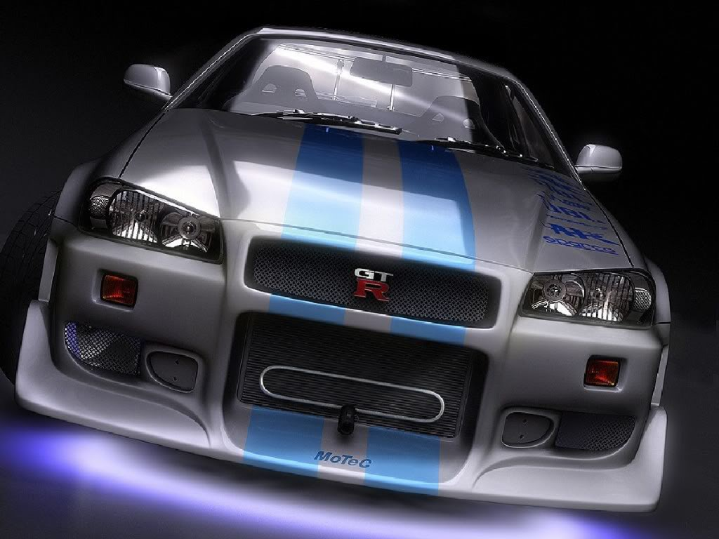 Fast And Furious Skyline Wallpaper Best nissan skyline   fast and 1024x768