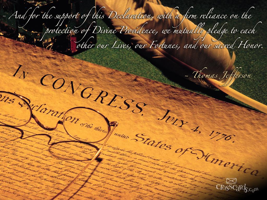 Declaration Of Independence Wallpaper - WallpaperSafari