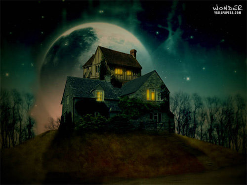 50 Be Bewitched Halloween Wallpapers   Hongkiat 500x375