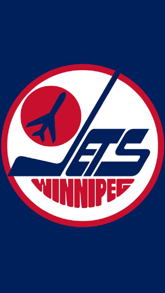 Winnipeg Jets 1979 NHL Logos Nhl jets Nhl logos Stars hockey 640x1136