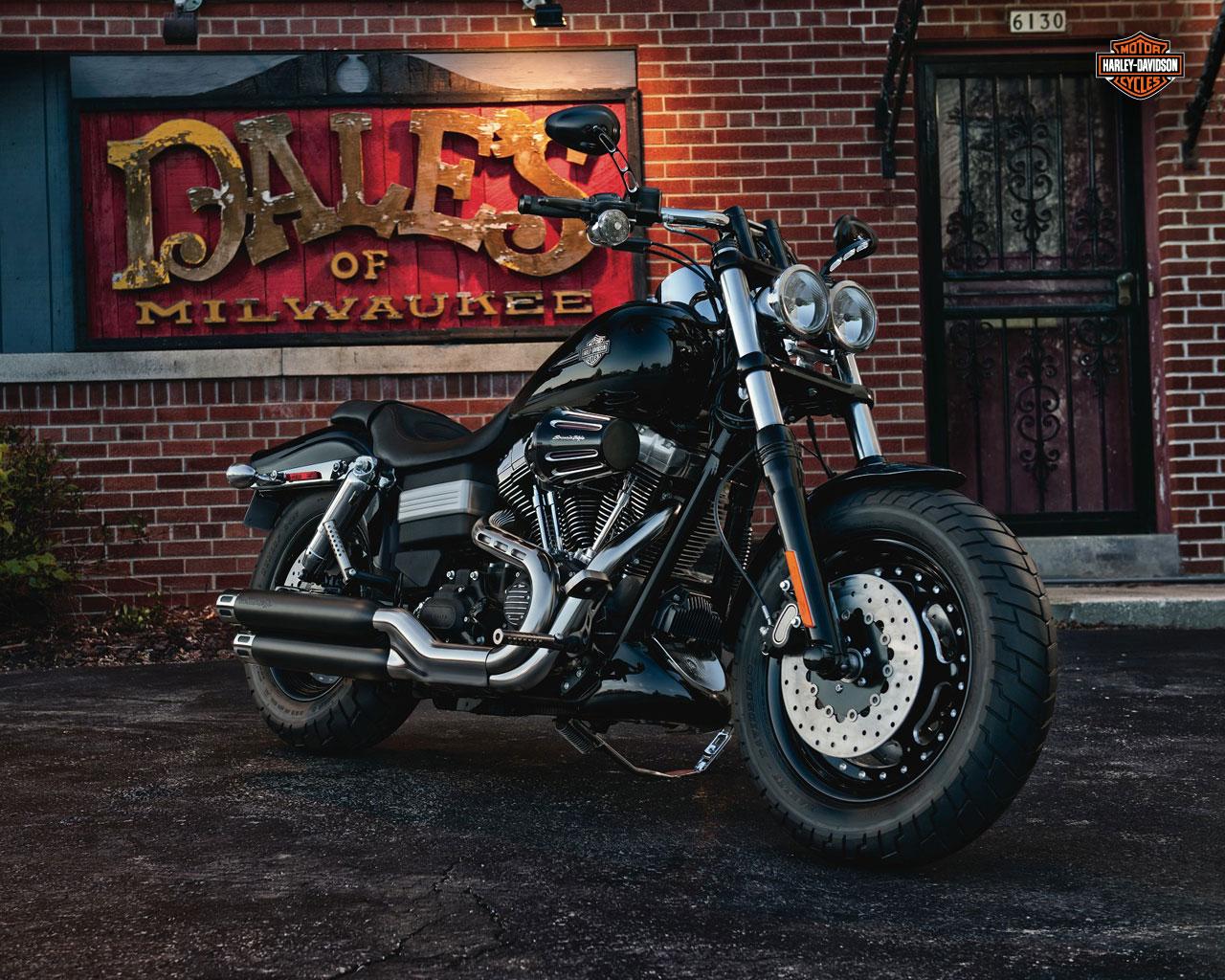 Harley Davidson Fat Bob Harley Davidson Fat Bob 1280x1024