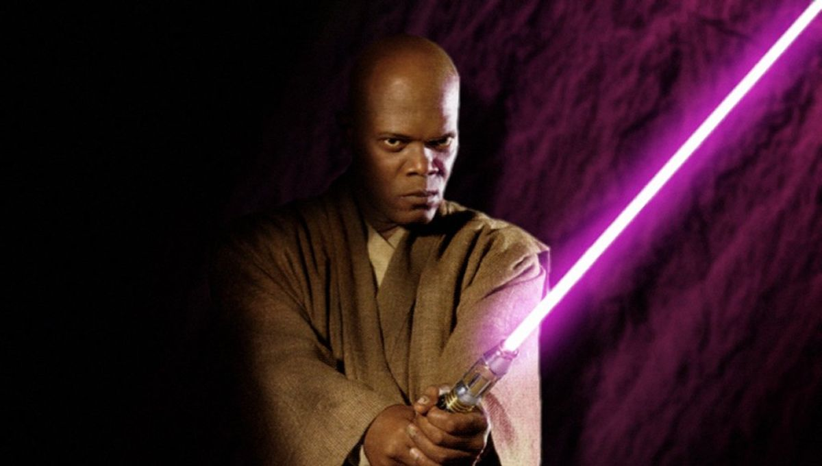 There is Video of Samuel L Jackson Asking George Lucas for the 1200x680