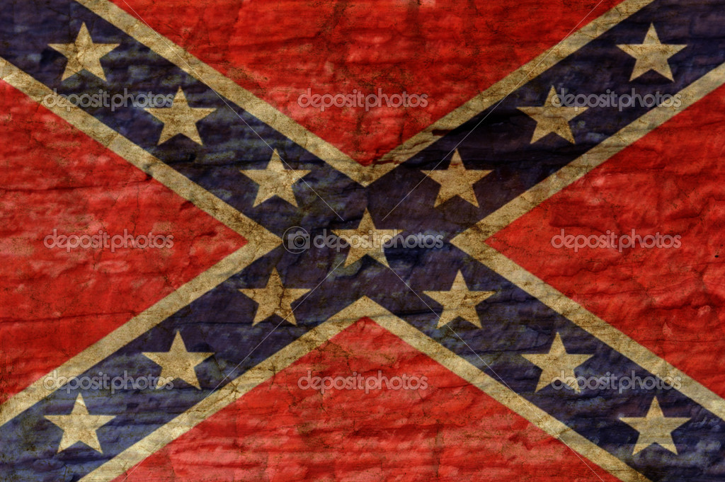 Confederate Flag Background 1024x681