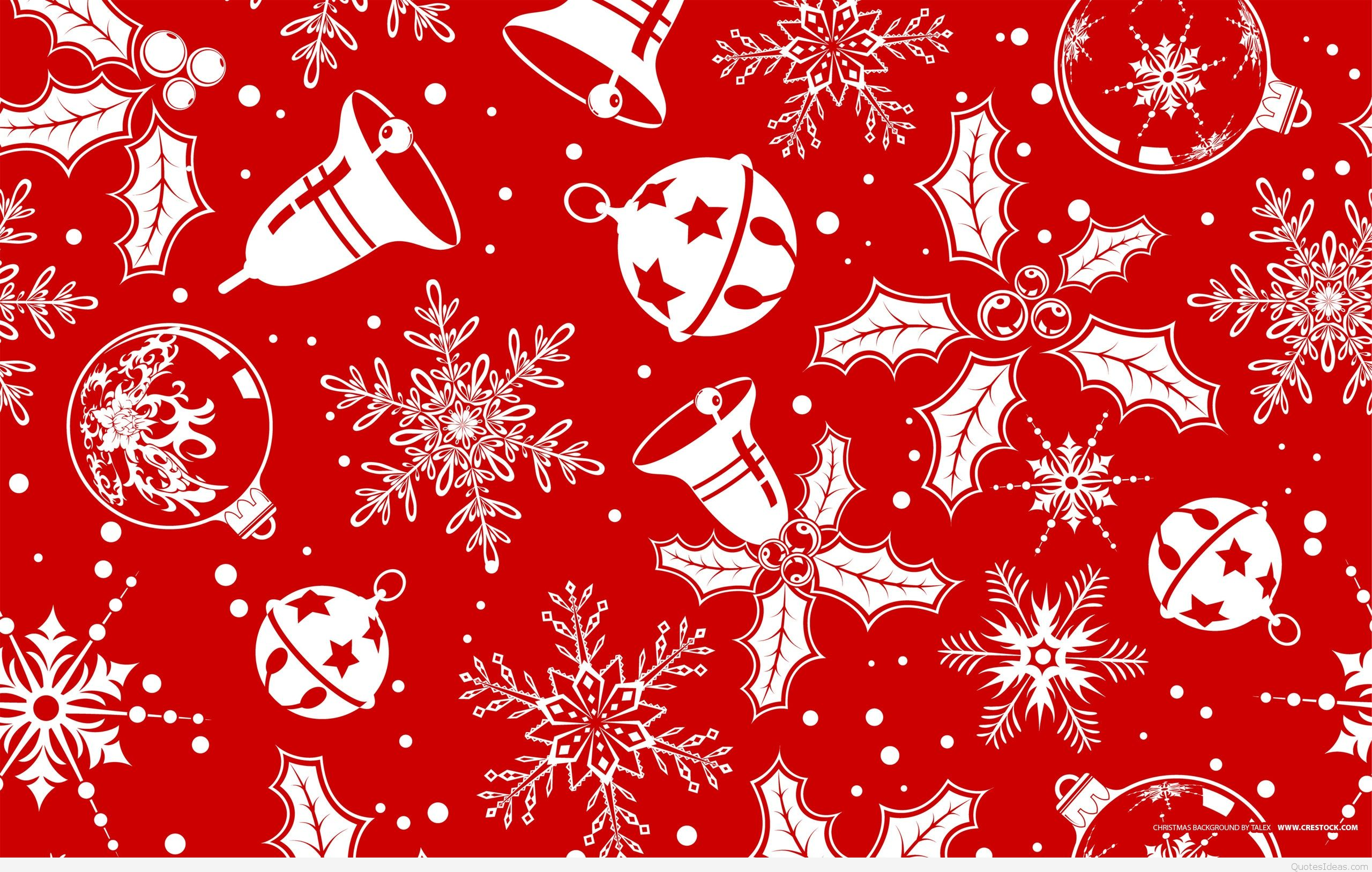 60 Christmas Wallpaper Backgrounds On Wallpapersafari