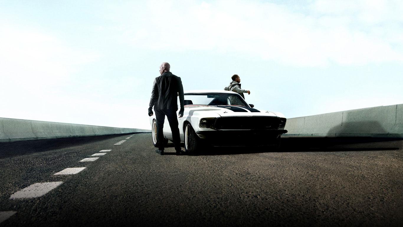 Fast And Furious 7 Mustang Wallpaper 21611 Wallpaper High 1366x768