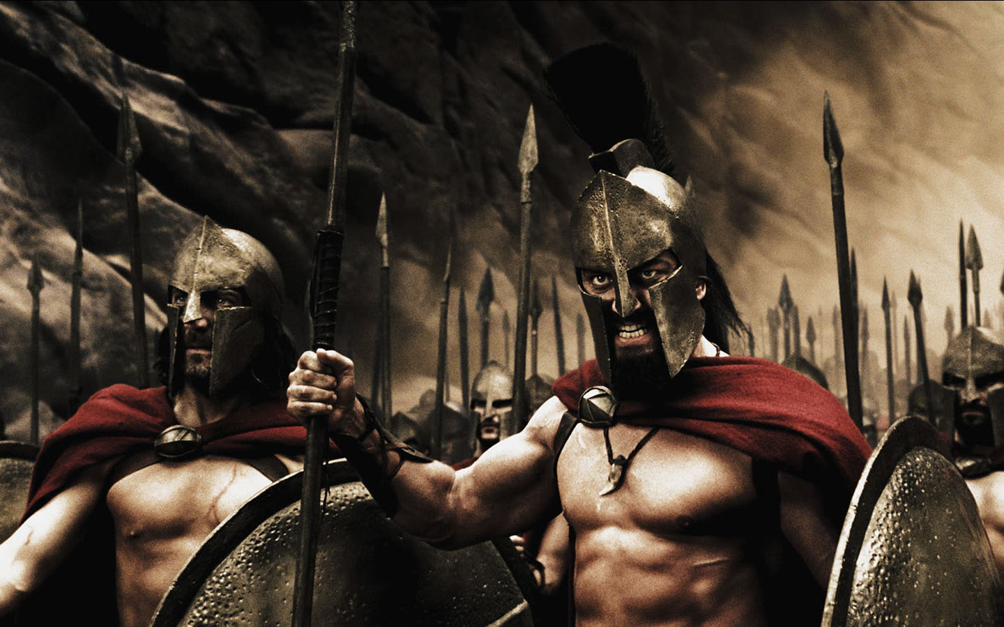300 hd wallpaper wallpapers action movie film 1440x900