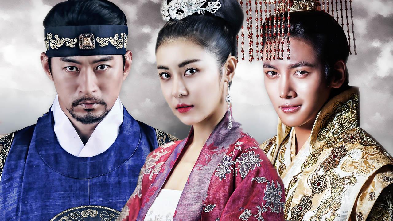 Korean Dramas images Empress Ki HD wallpaper and background photos 1280x720