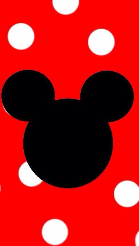 Minnie Mouse Iphone Wallpaper Wallpapersafari
