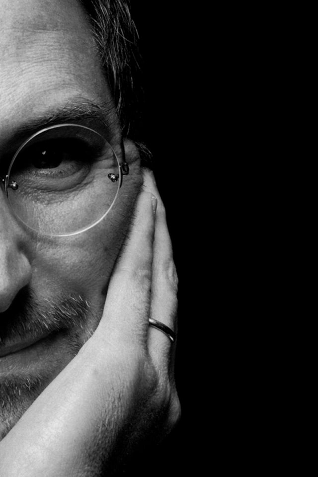 56 Steve Jobs Wallpapers for iPhone and iPod touch Download 640x960