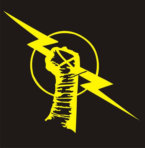 CM Punk Nuevo Logo   hola espero que hayan disfrutado ao nuevo 490x500