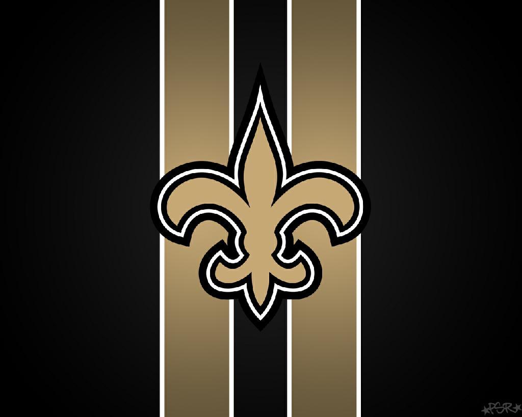 New Orleans Saints Logo Wallpaper Hd cute Wallpapers 1024x819