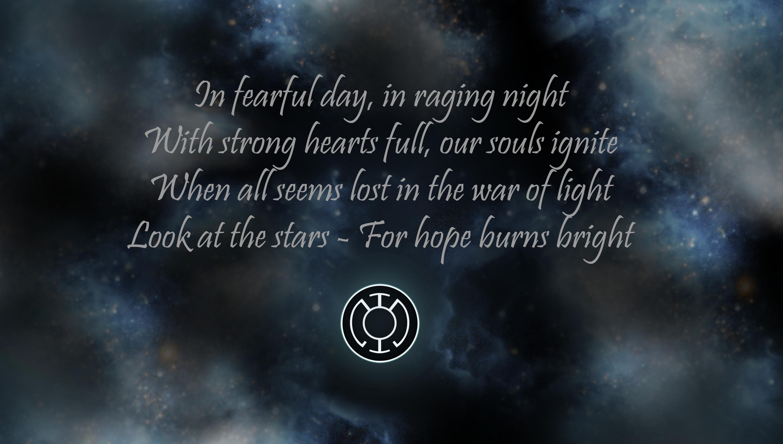 Blue Lantern Oath by Tryaki chan 3000x1700