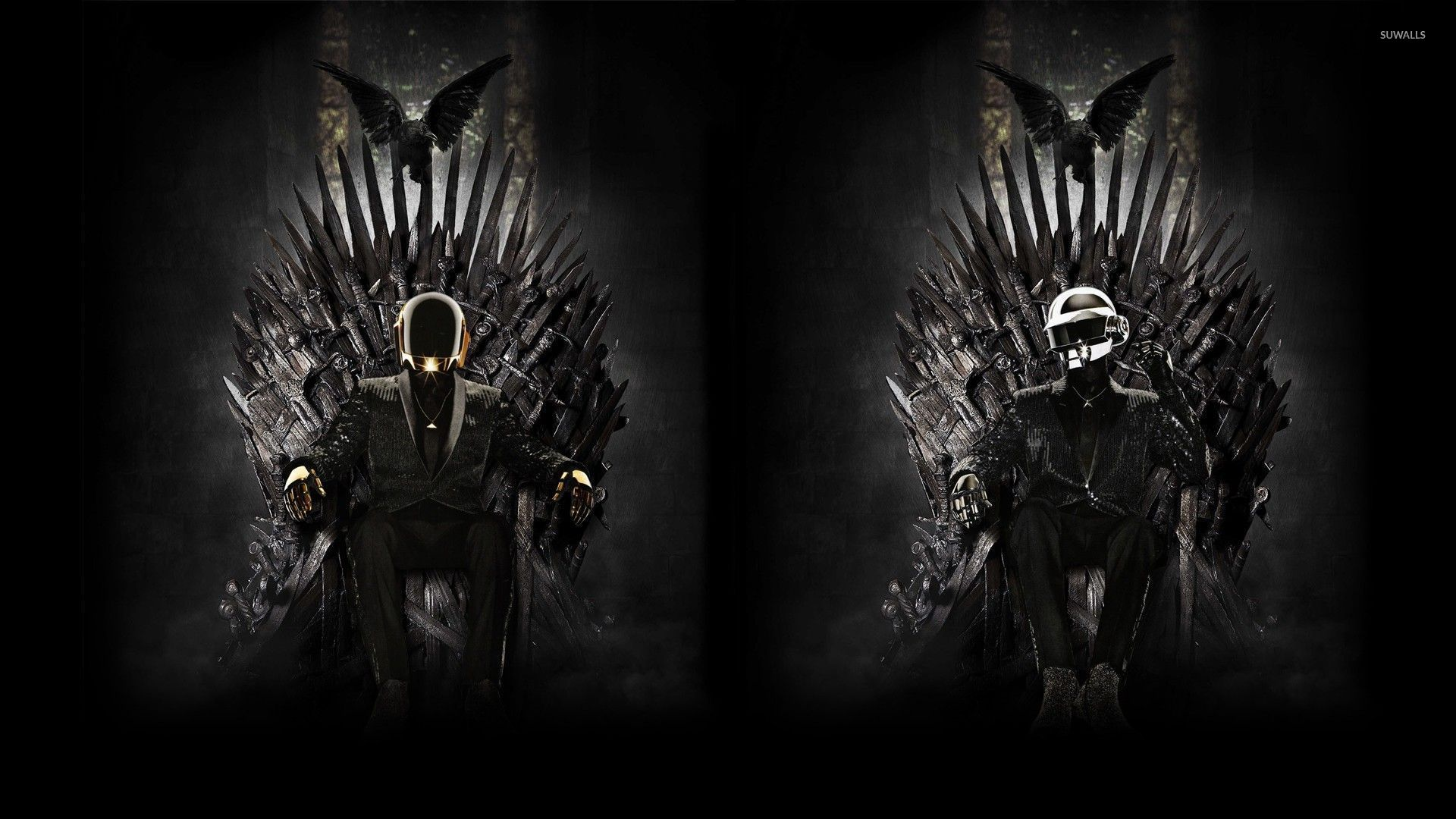 27 The Iron Throne Wallpaper On Wallpapersafari