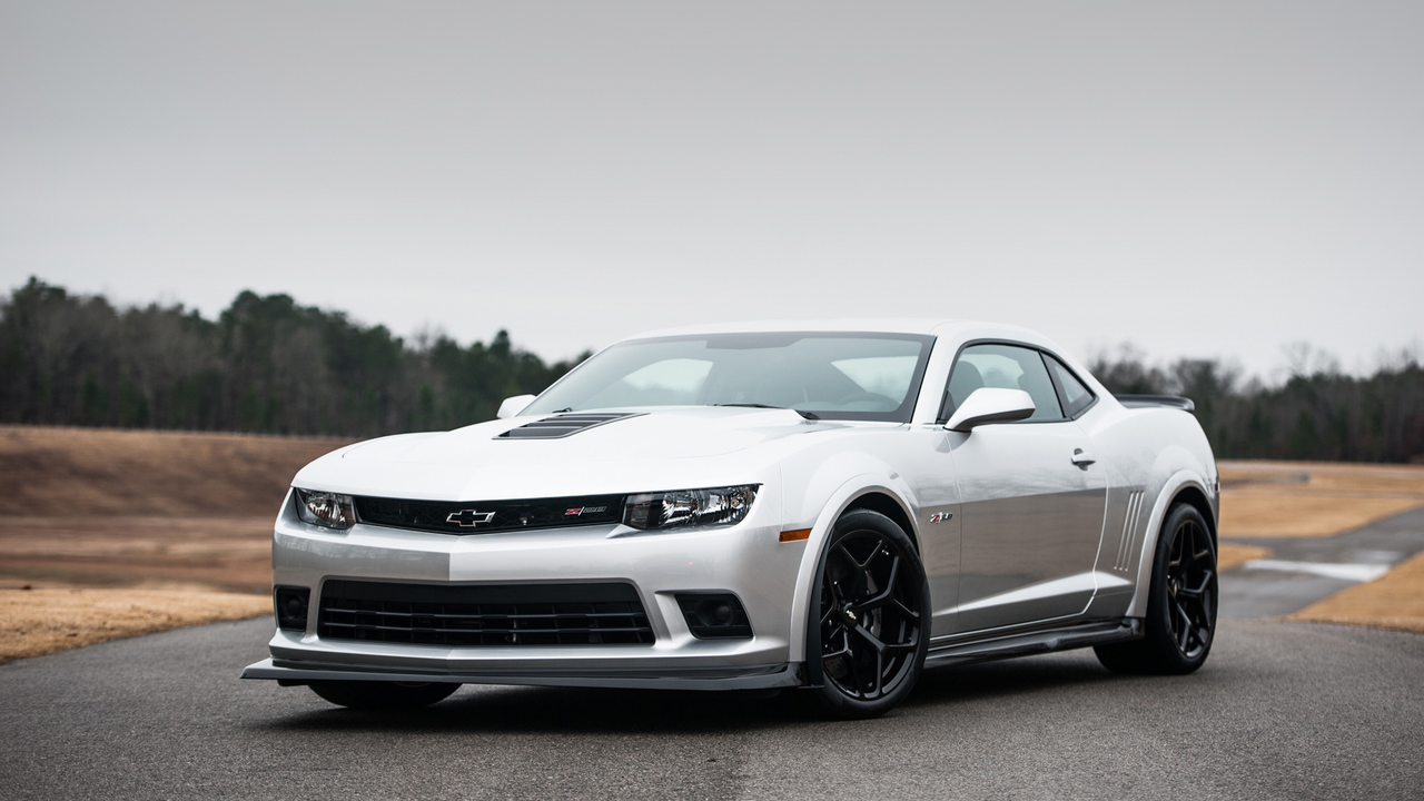 2015 Chevrolet Camaro Z28 Wallpaper   Top Auto Speed 1280x720
