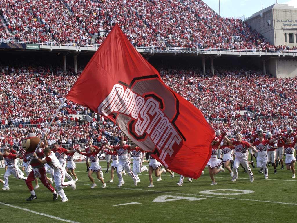 Ohio State Football Wallpaper | PixelsTalk.Net