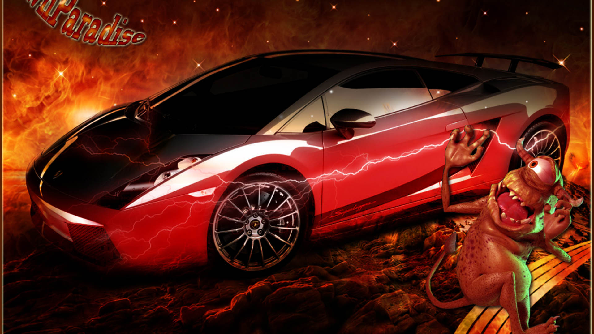 Click here to download in HD Format ee Lamborghini Wallpaper