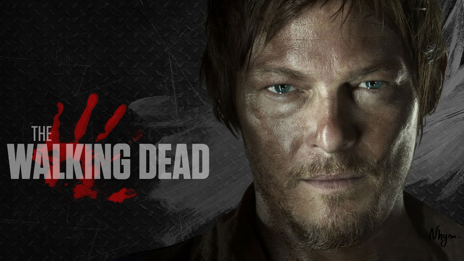 he s like the han solo of the walking dead universe amc knows this 1600x900