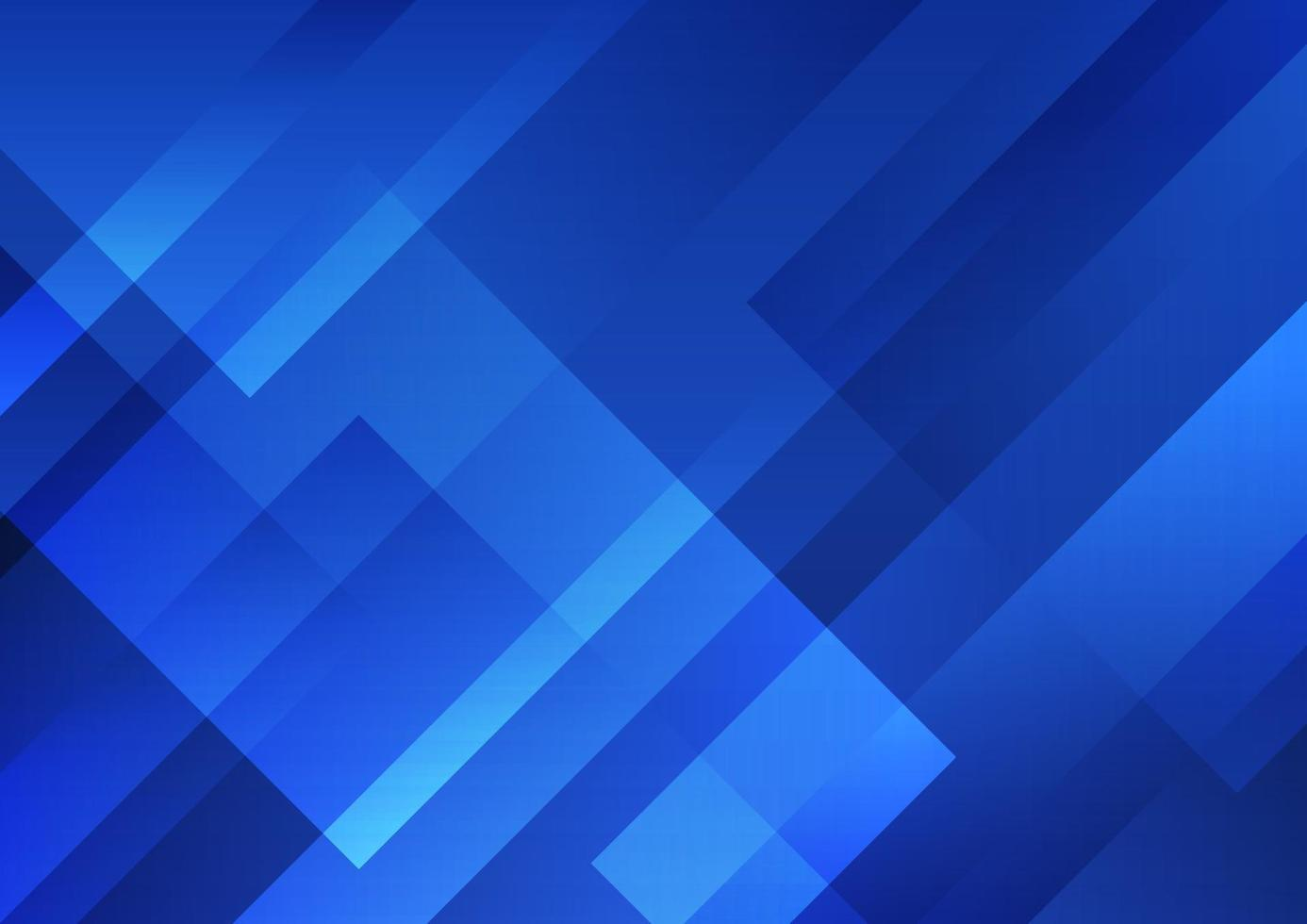 Abstract blue geometric shape overlay layer background technology 1386x980