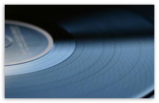 Vinyl Record wallpaper 510x330