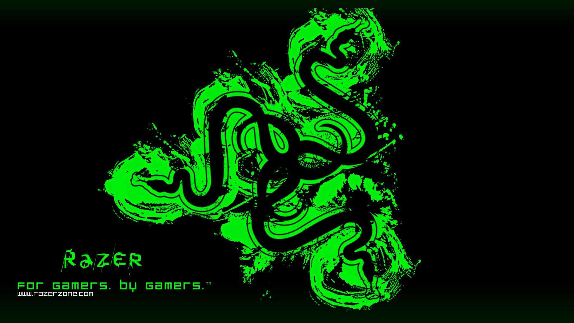 Razer Gaming Wallpapers 1920x1080