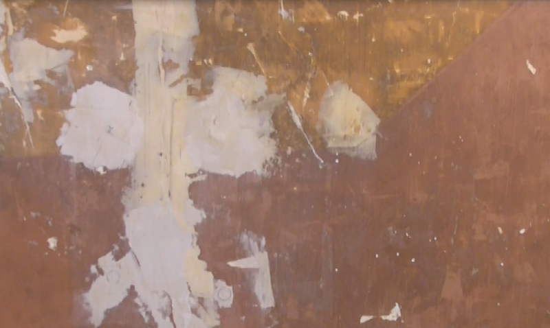 how to hand plaster walls to cover over wallpaper or hd wallpapers 800x478