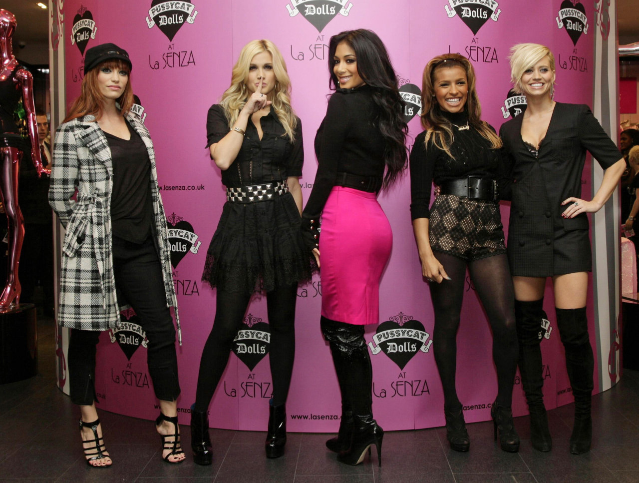 Celebrity Pussycat Dolls Photos Pictures wallpapers Pussycat Dolls 1280x967