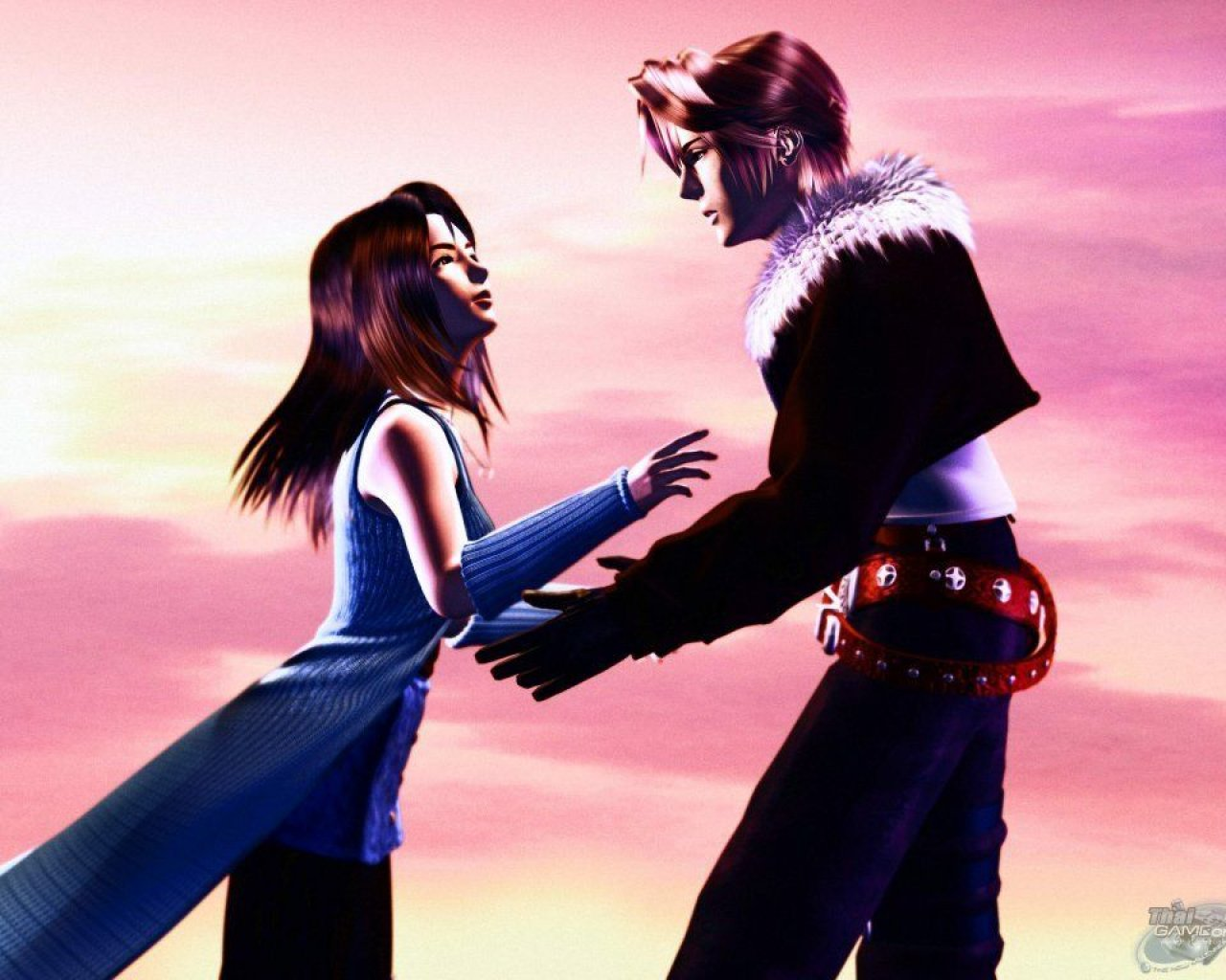 Final Fantasy 8 Wallpapers HD 1280x1024