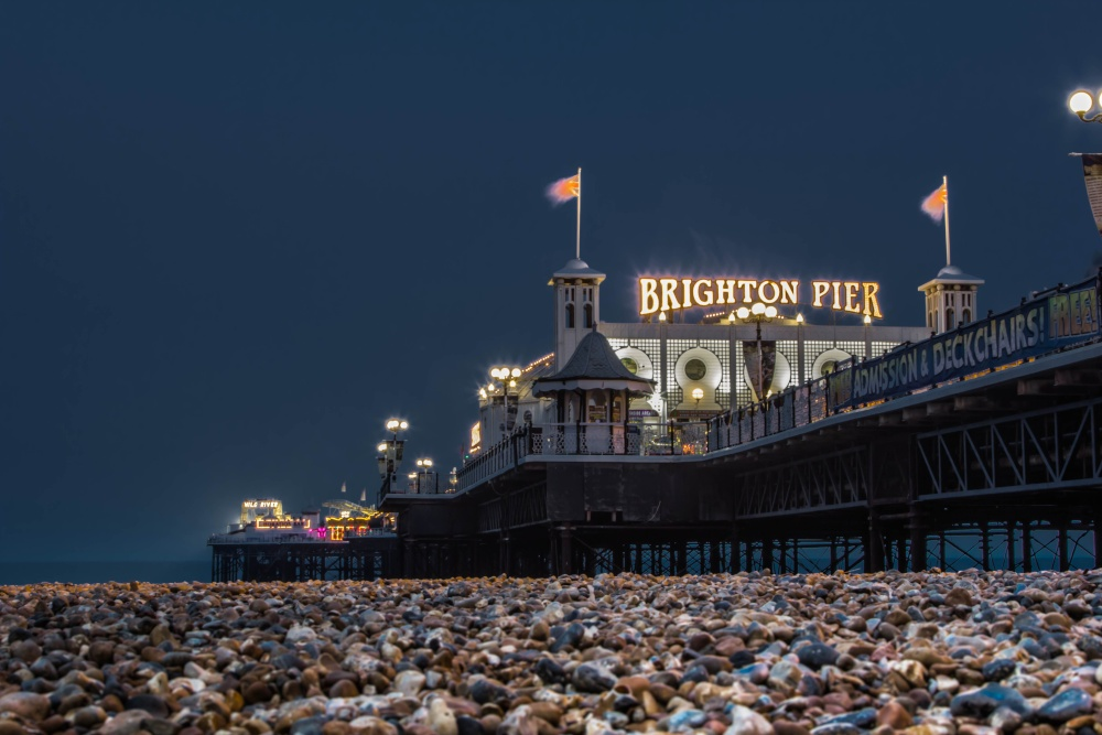 Brighton Pier Wallpaper Background ID 1191404 1000x667