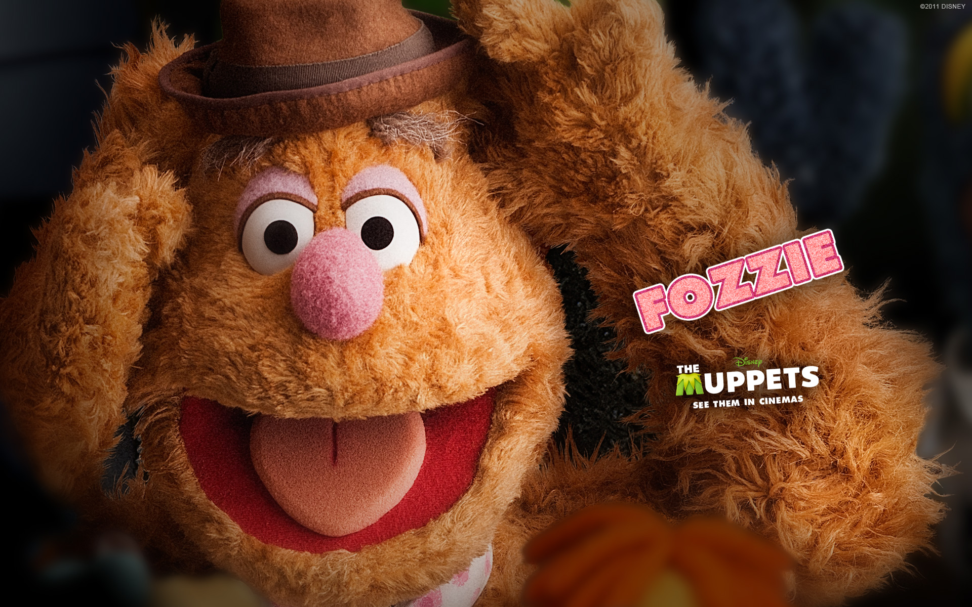 Free download Fozzie Bear The Muppets Characters Disney