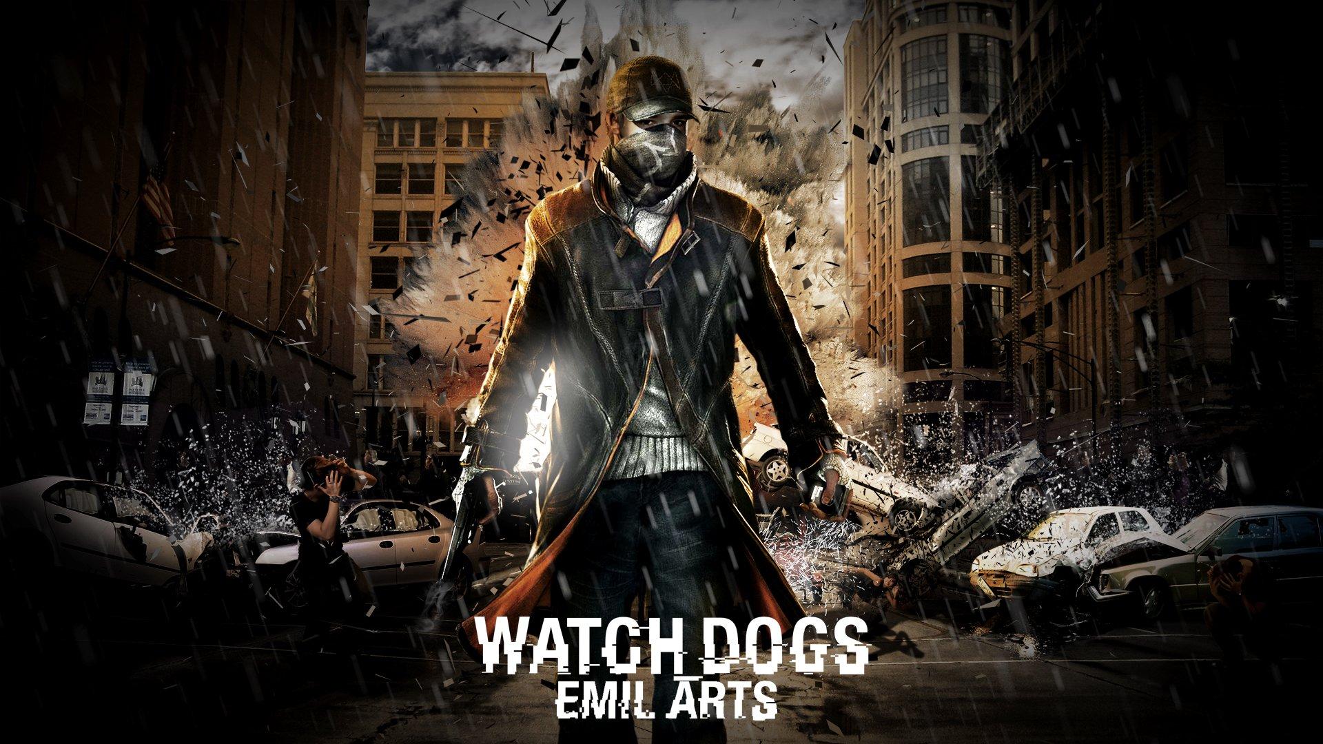 watch dogs  Art, ubisoft, fanart  № 2644231 загрузить