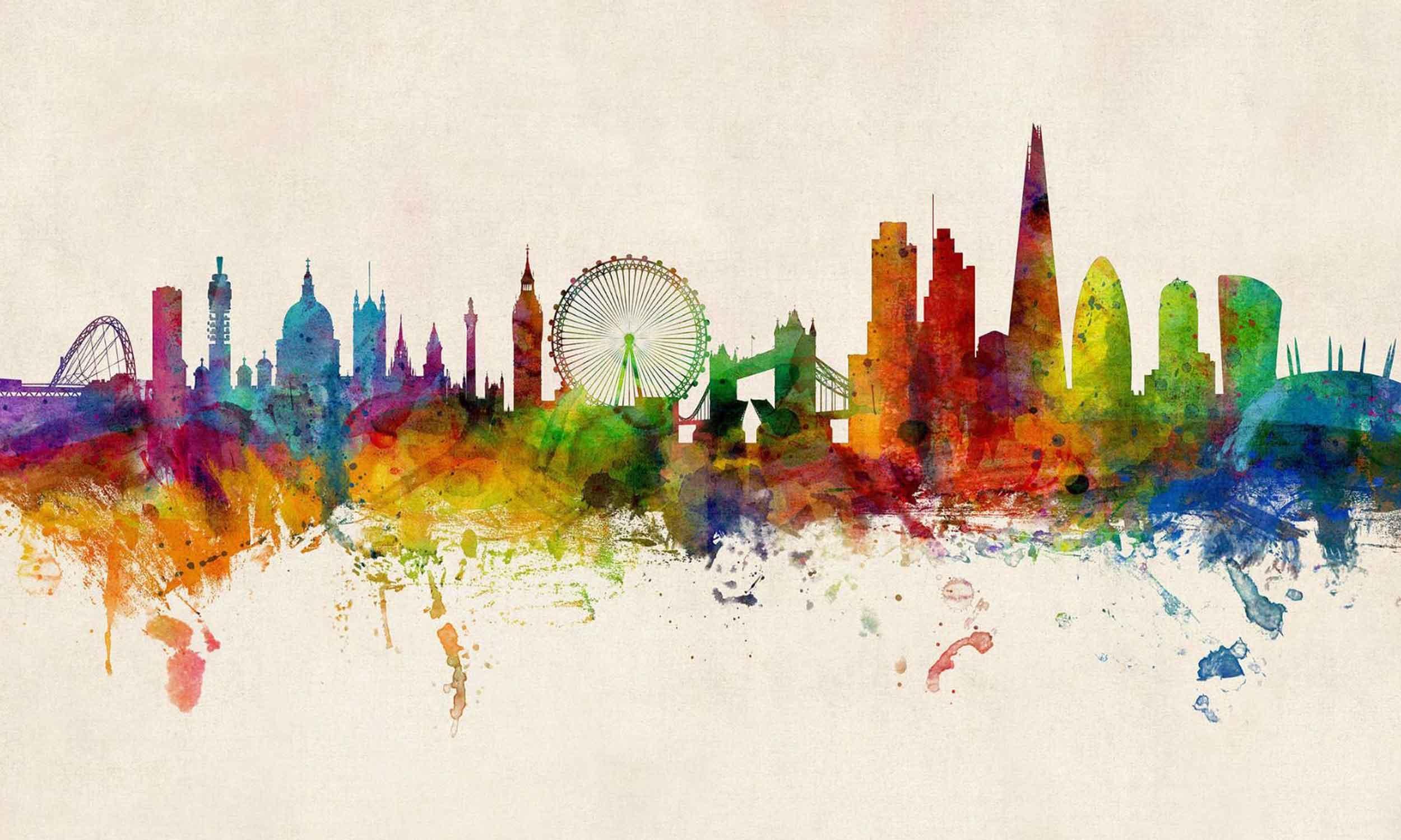 london landmarks background wallpaper mak creates Website image 2500x1500