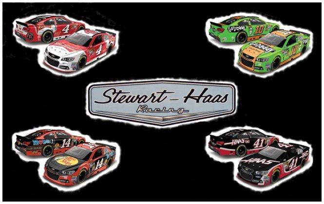 Stewart Haas Racing Wallpaper