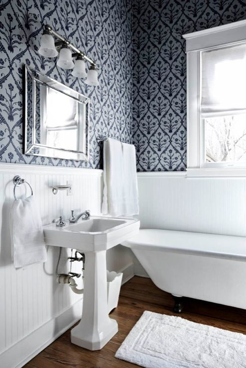 Lee Jofa Wallpaper Favorite Spaces Pinterest 495x740