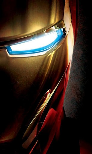 View bigger   Iron Man HD Live Wallpapers for Android screenshot 307x512