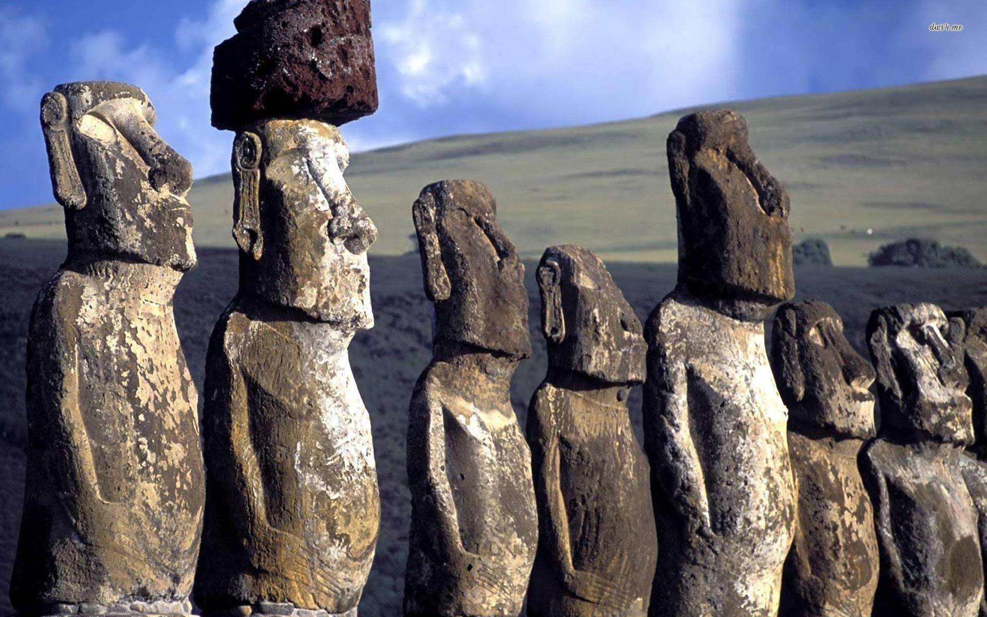 Easter Island Wallpapers 1920x1200