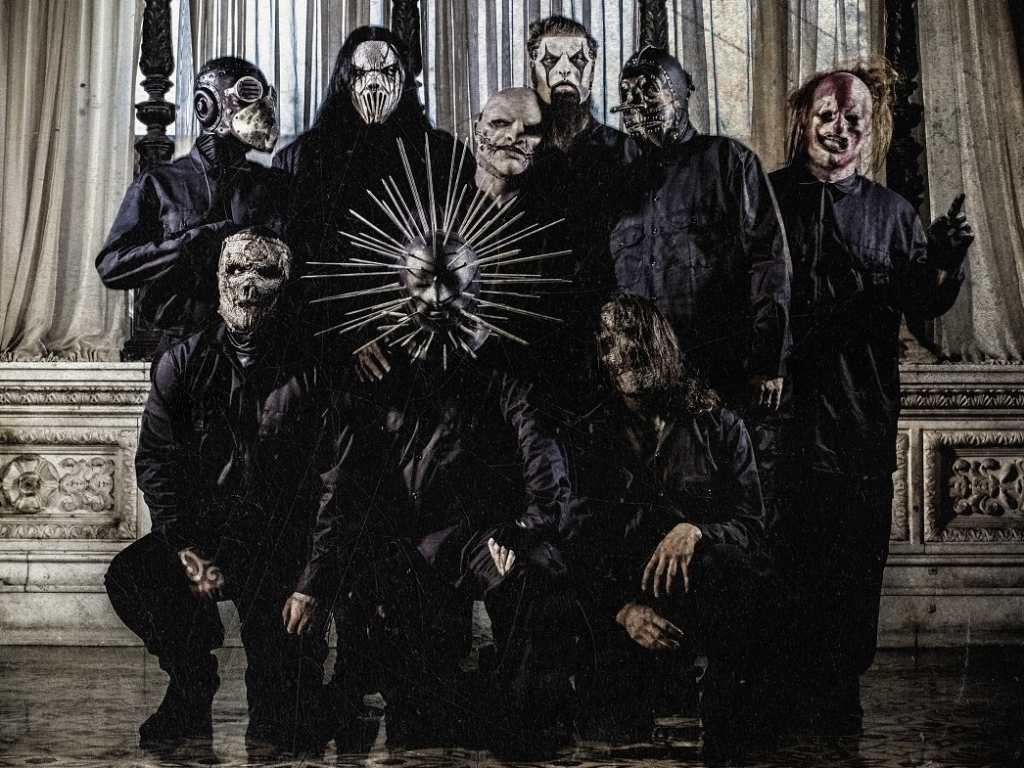 Slipknot live in Berlin am 7 Februar 2015 lautde Konzert 1024x768