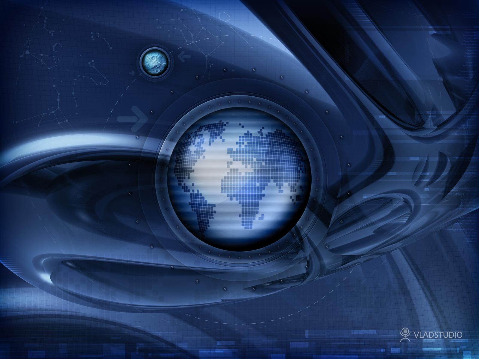 Wallpaper Blog world hd 1600x1200
